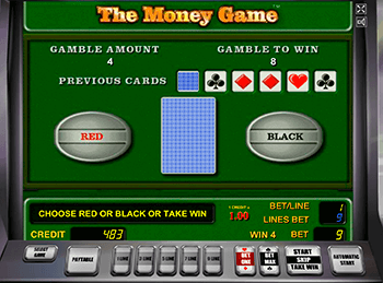 Скриншот The Money Game
