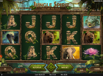 Скриншот Jungle Spirit: Call Of The Wild